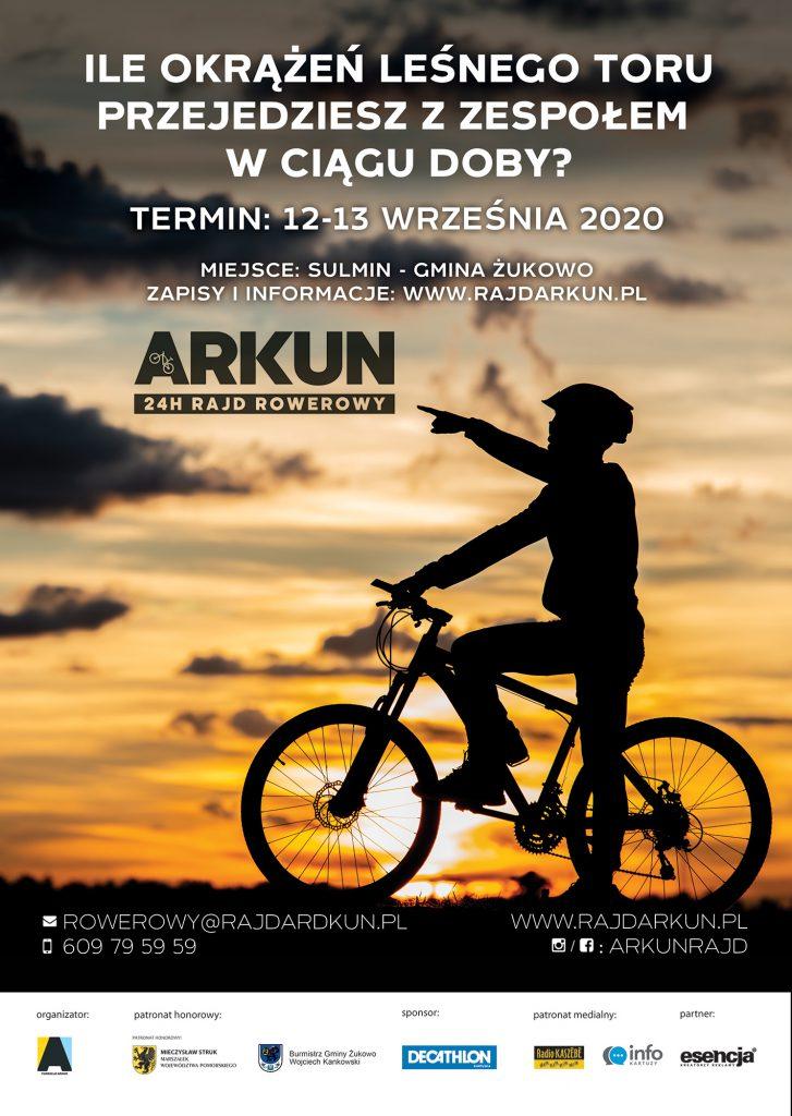 24h Rajd Rowerowy ARKUN – E3