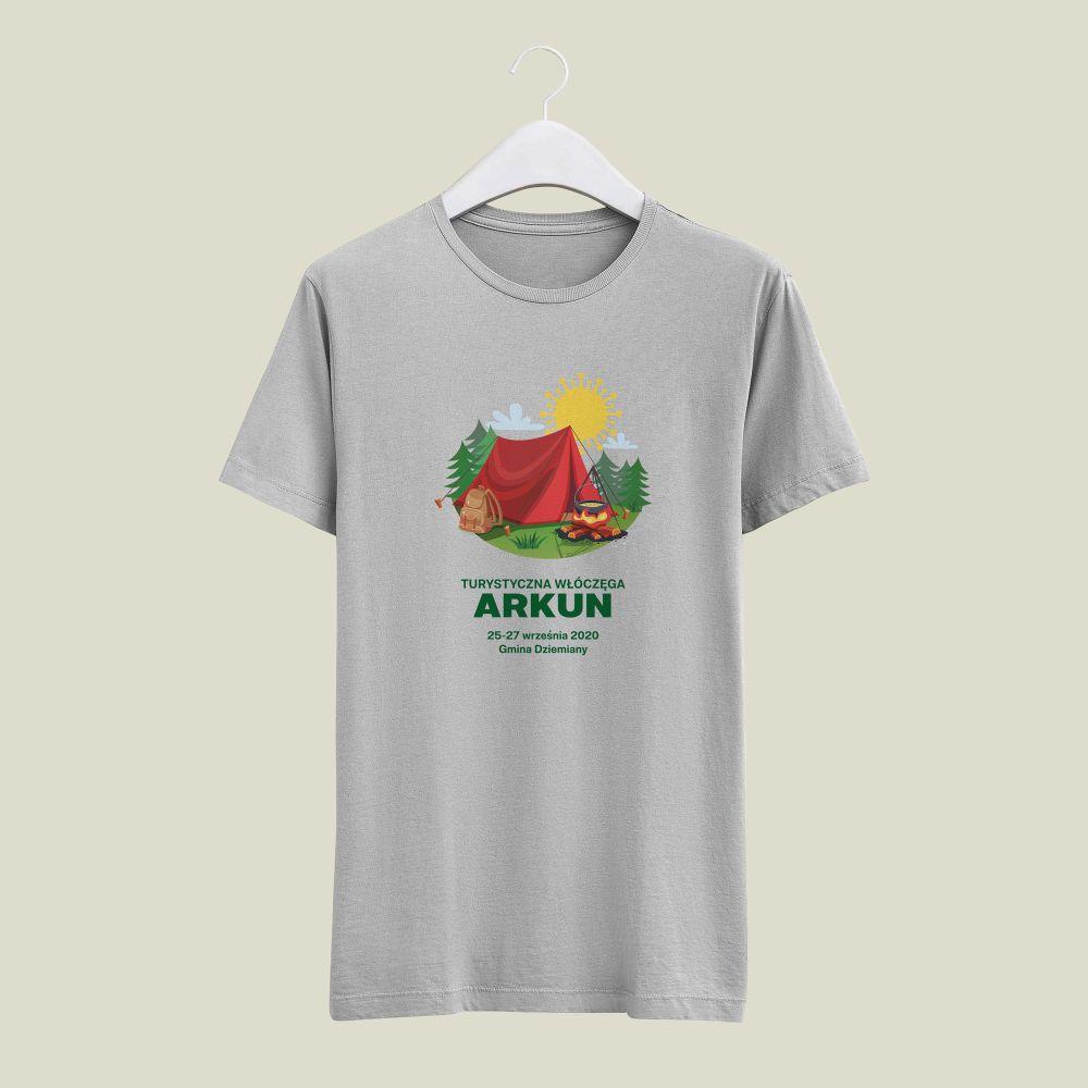 Koszulka rajdowa