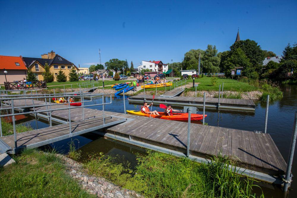 Wodny kierunek –  Stara Kiszewa
