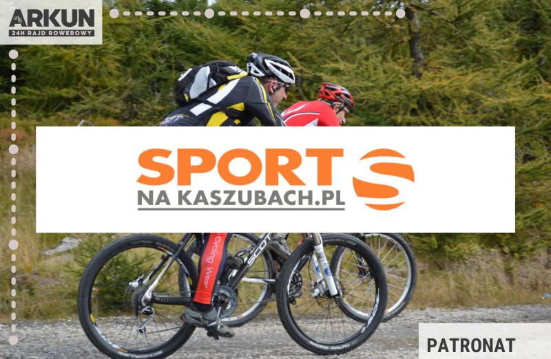 SportNaKaszubach.pl partnerem 24h Rajdu Rowerowego
